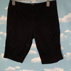 Vince- Black Shorts size 6